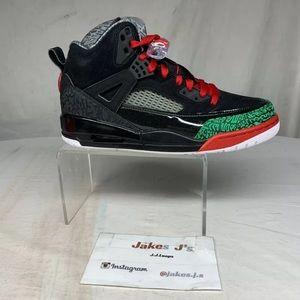 Air Jordan Spizike Black Varsity Red 315371-026